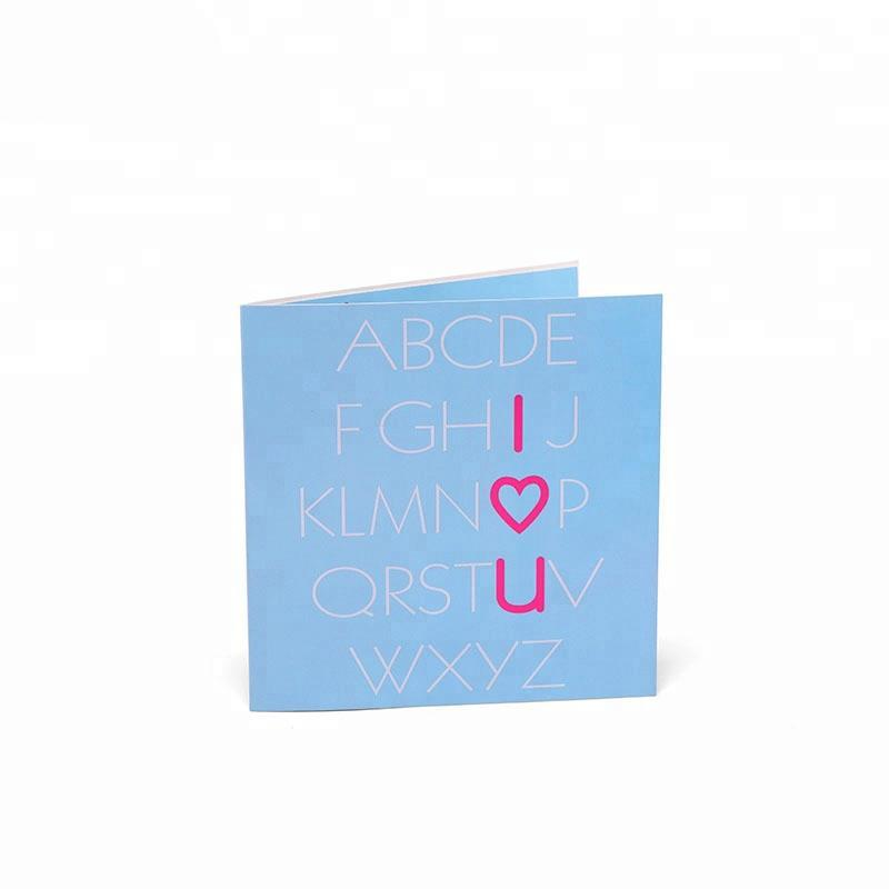 I love you Pop up Greeting Card- valentines day card