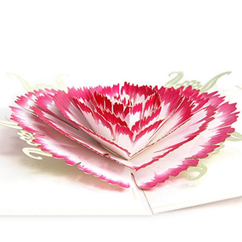 3d Pop up Flower Card