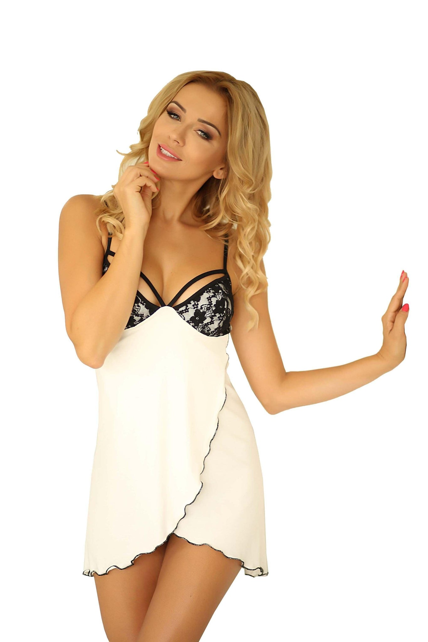 Sexy luxury Nightwear Sleepwear