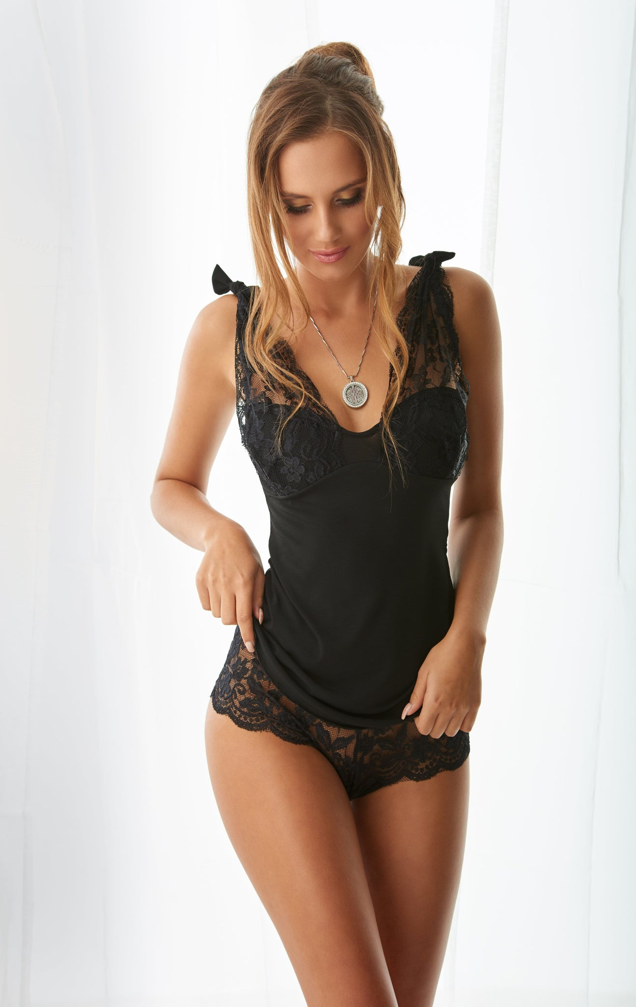 Casabella Short Sleepwear Set
