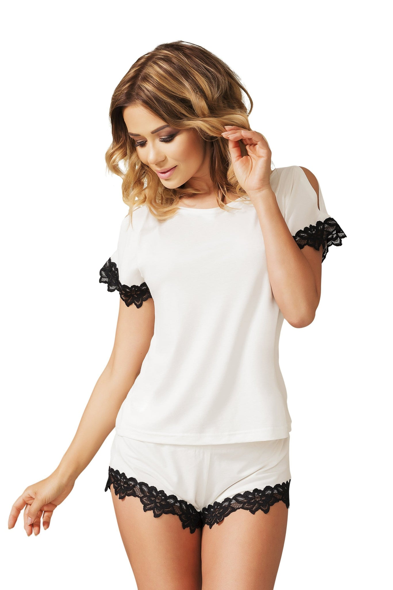 Lovely Sleepwear Nightwear with Shorts Set