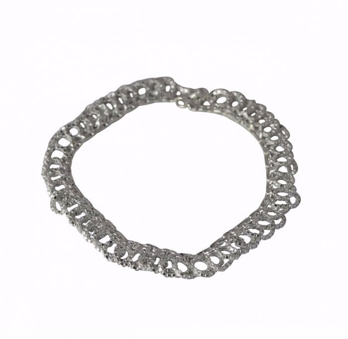 Silver Fashion Anklets
