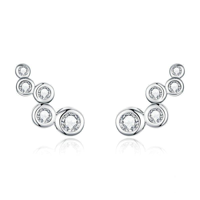 Long Stud Earrings for Women