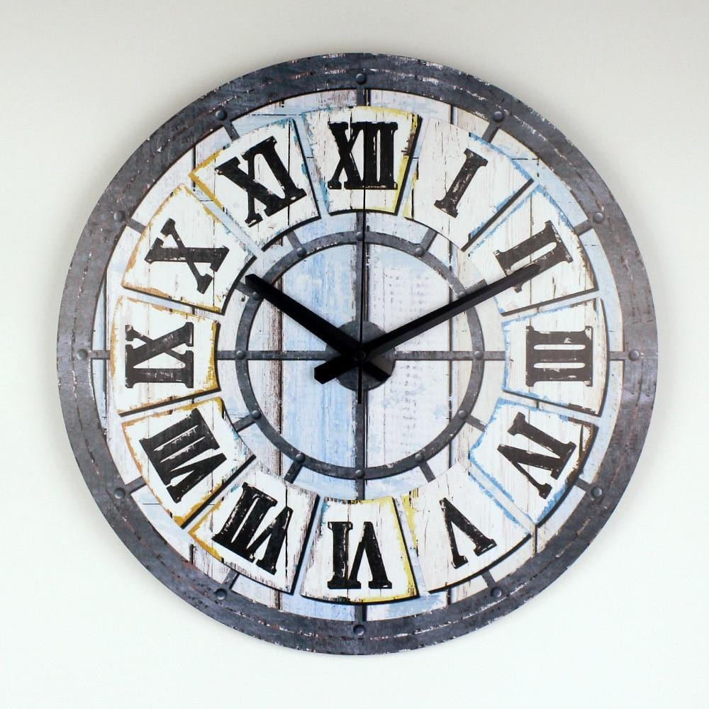 Modern Large Decorative Silent Wall Clock