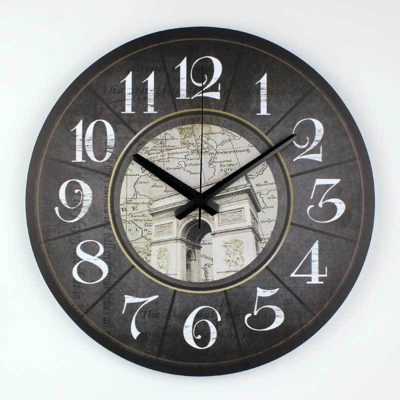 Living Room  Decorative Wall Clock