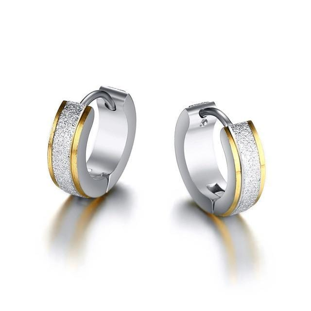 Stainless Steel Hoop Earrings Australia