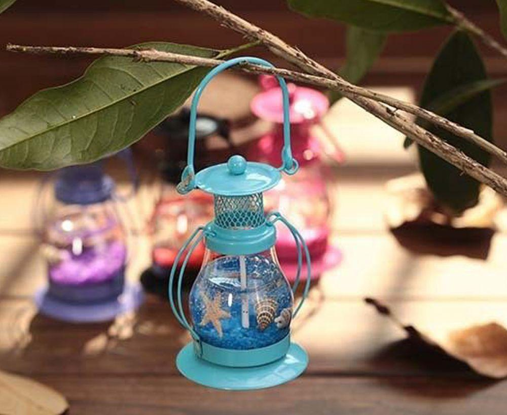 Vintage Lantern Candle for Romantic Dinner or Party