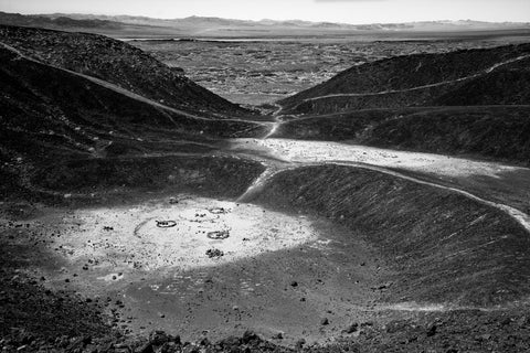 Amboy Crater - Mojave