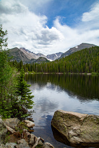 Bear Lake 2 in Rocky Mountain National Park