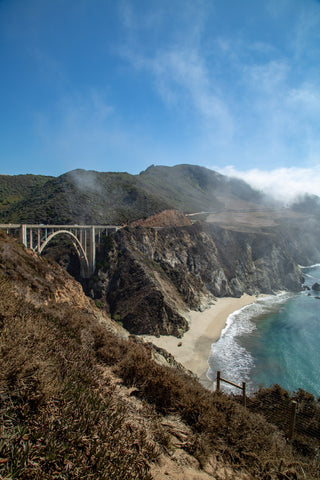 Big Sur Bixby Canyon Bridge
