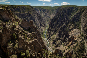 Kneeling Camel at Black Canyon of the Gunnison