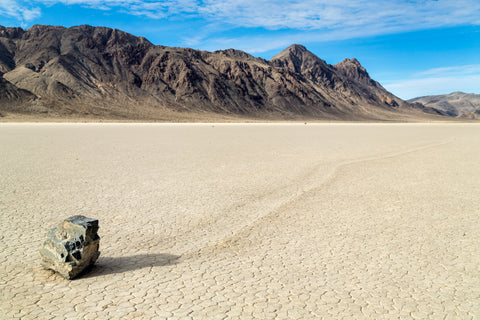 Death Valley Racetrack