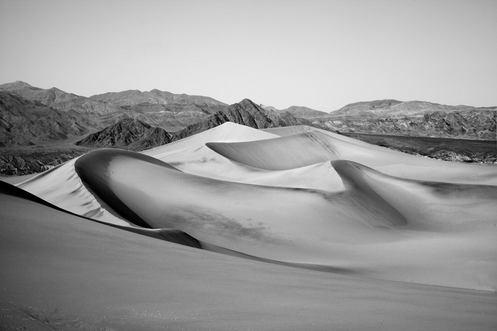 Death Valley Dunes 1