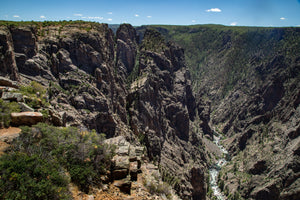 Island Peaks at Black Canyon of the Gunnison National Park