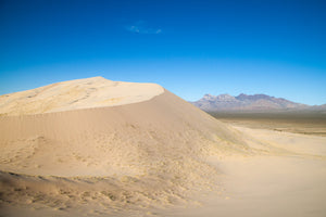 Kelso Dunes, Mojave National Preserve, CA
