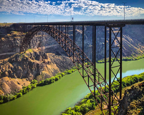 Perinne Bridge Snake River