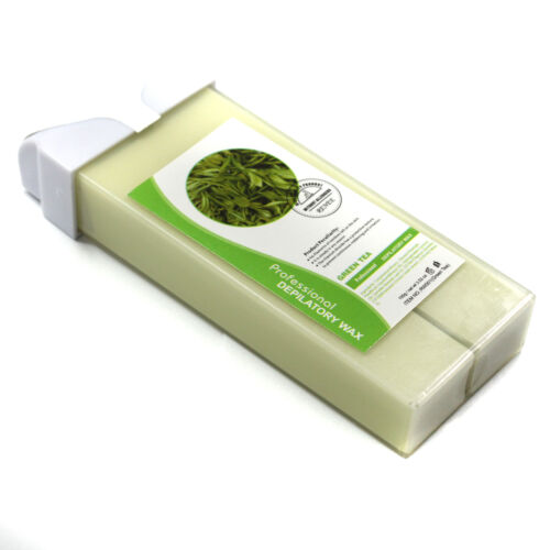 Green Tea Hair Removal Wax