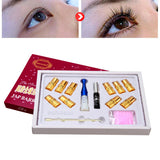 B-26 Full Set Eyelash Lash Curling Perming Extra Curler longer Glue Perm Kit