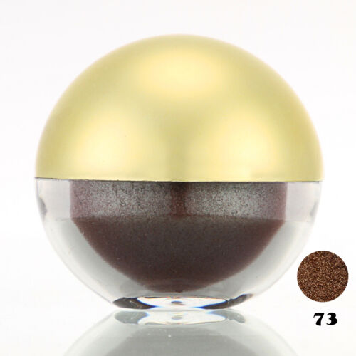 #73 Brown Shimmer Pearl Loose Eyeshadow Cosmetic Powder