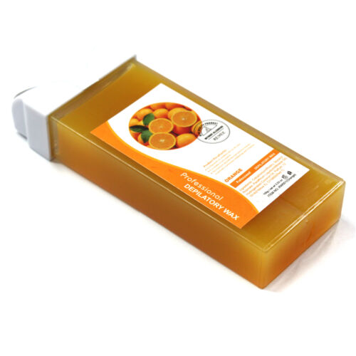 Orange Hair Removal Wax