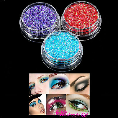 MAKEUP 36 COLOR GLITTER SHIMMER Powder Eyeshadow Eye Shadow Salon Artist Set