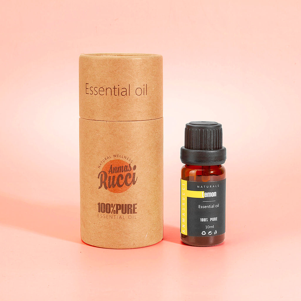 10ML 100% Natural Lemon Essential Oil