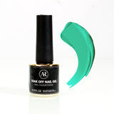 0.25fl.oz SeaGreen Soak Off Nail Color Gel Polish