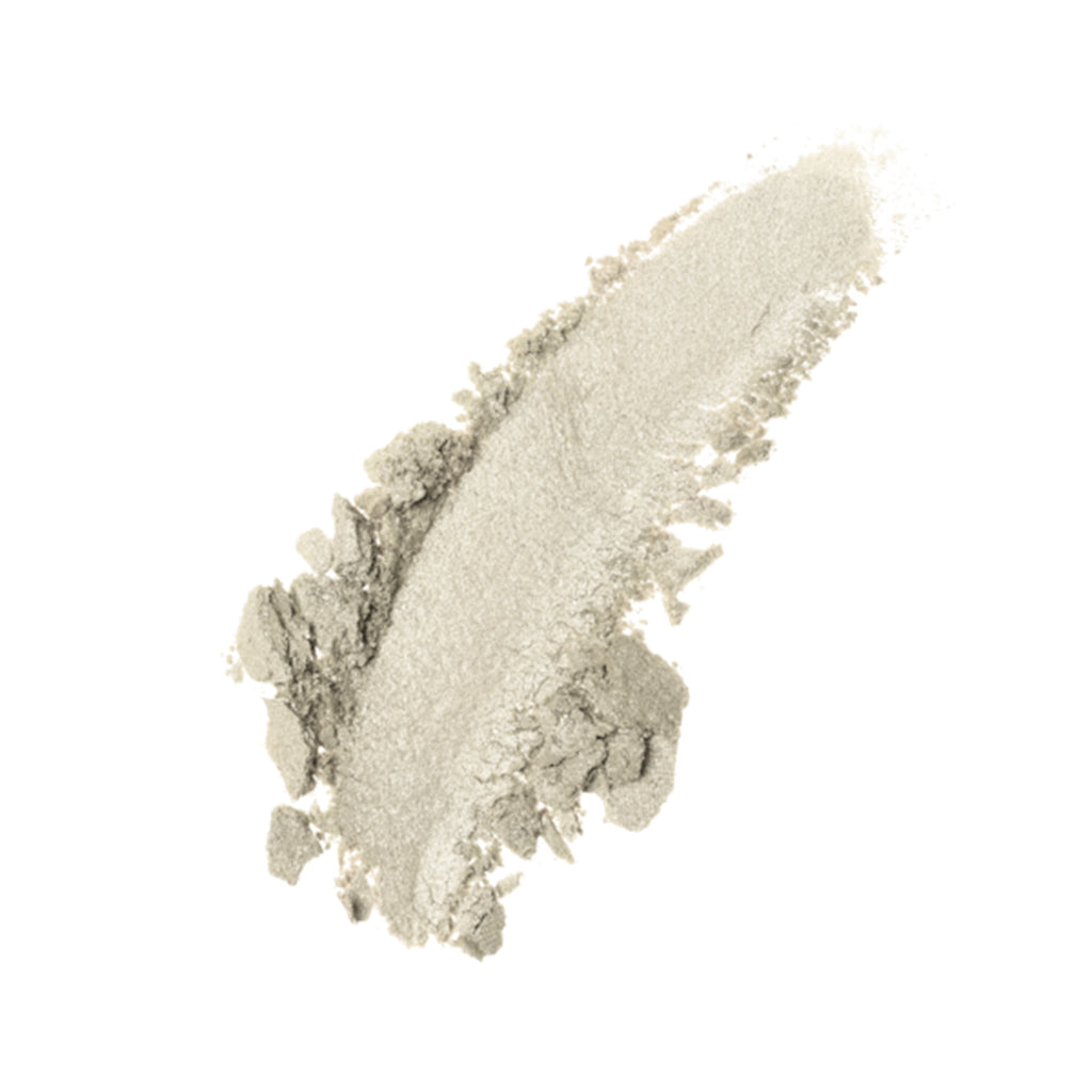 White Shimmer Loose Makeup Powder Eye Pigment Mineral Eyeshadow#12