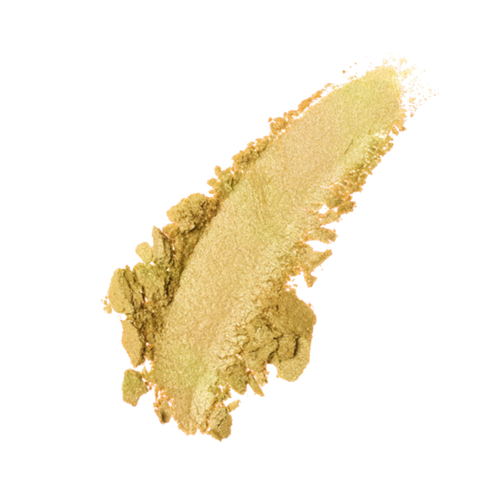 Lemon Shimmer Loose Makeup Powder Eye Pigment Mineral Eyeshadow#80