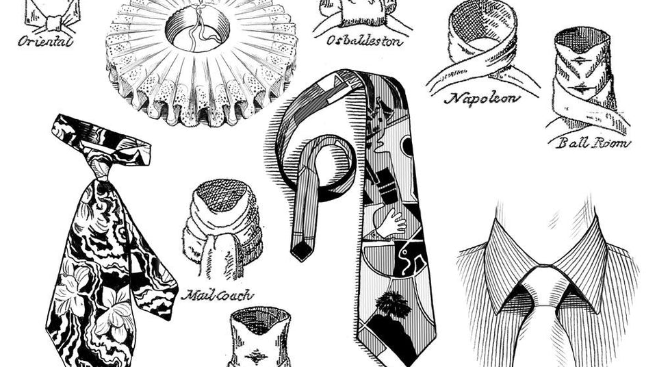 The History of Neckwear