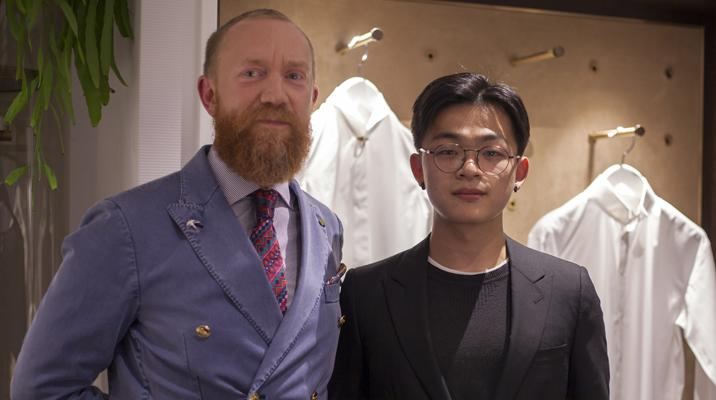 LCF SHIRT: A Q&A With Winner Neil Xu Hao