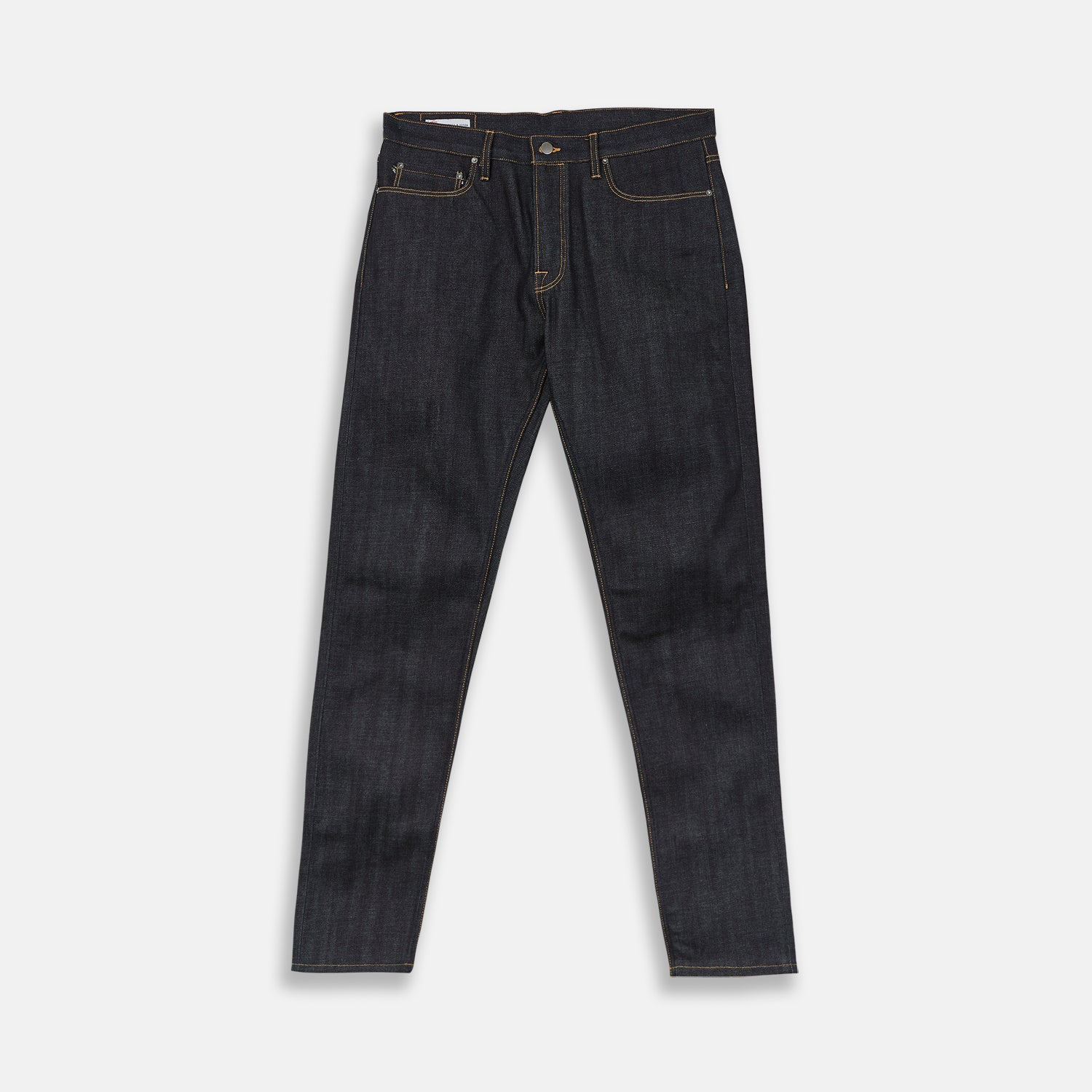 Indigo Japanese Selvedge Denim Jeans