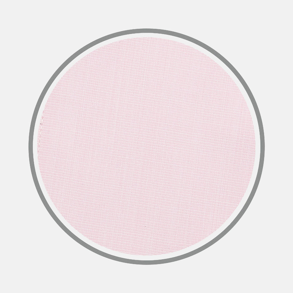 Pink End-on-End Cotton Fabric