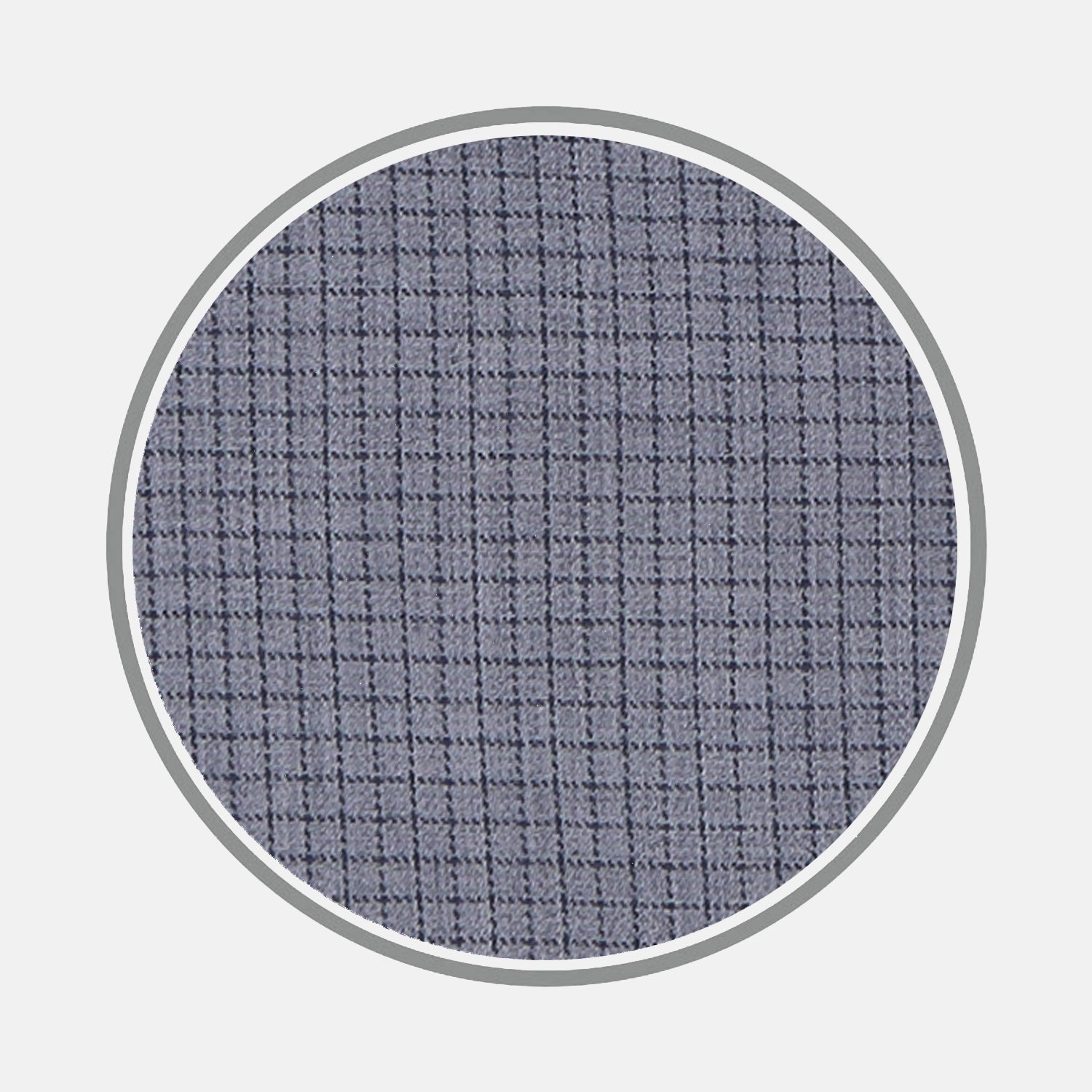 Grey Cashmerello Light Cotton Fabric