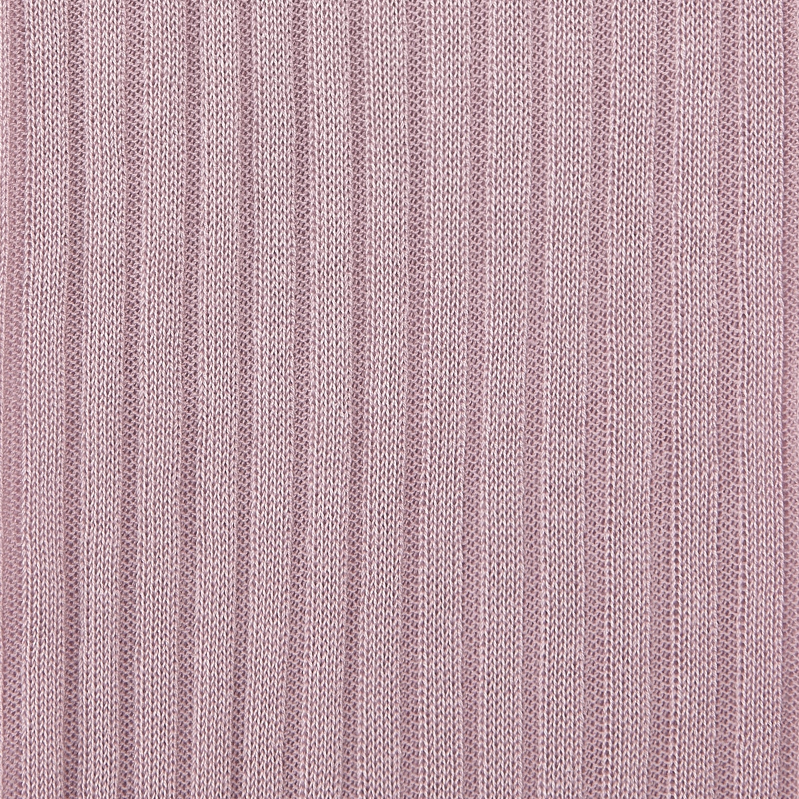 Dusky Pink Long Cotton Socks