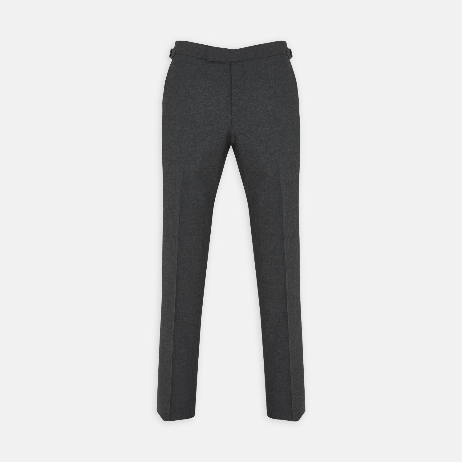 Harry Grey Wool Trousers