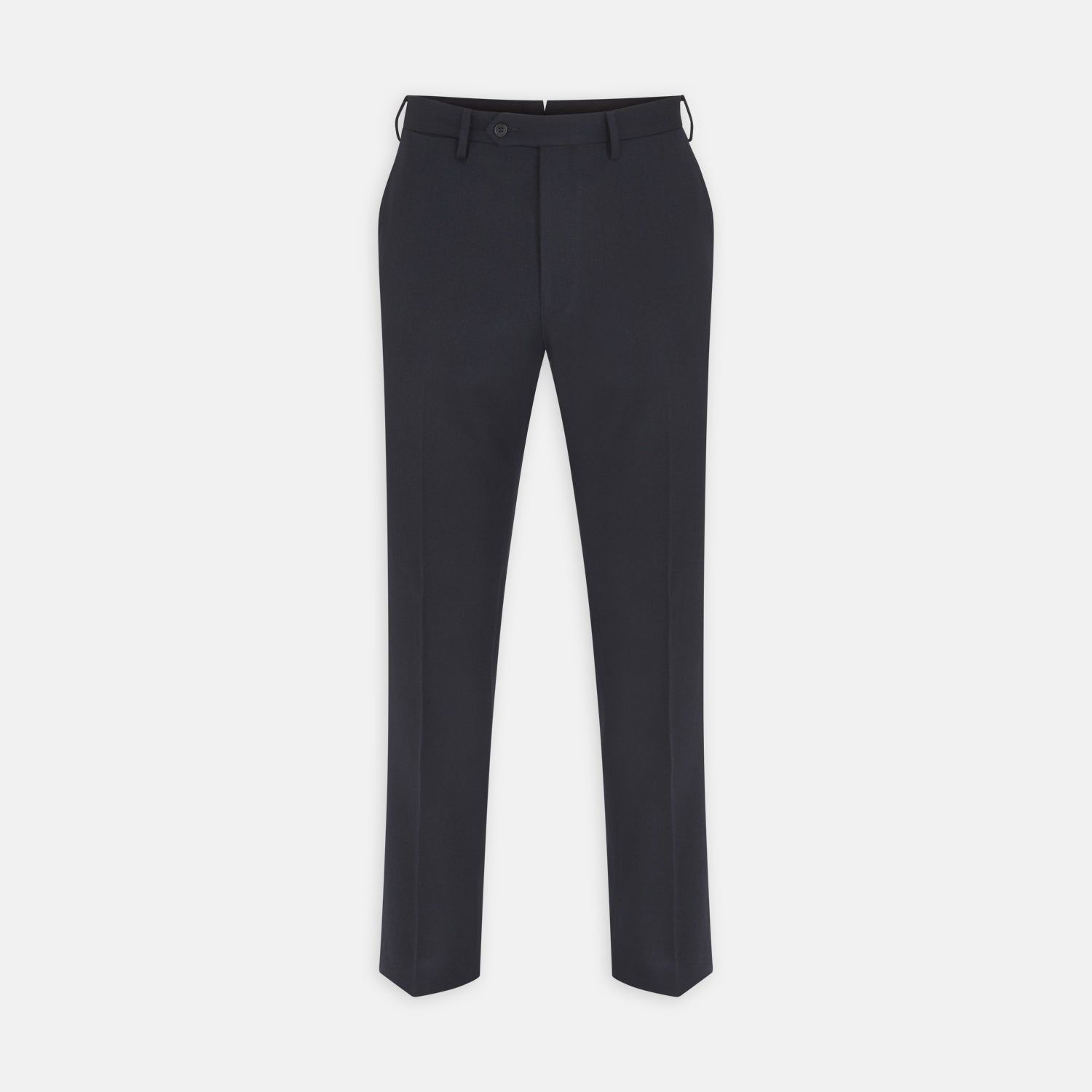 Jackson Navy Wool Trousers