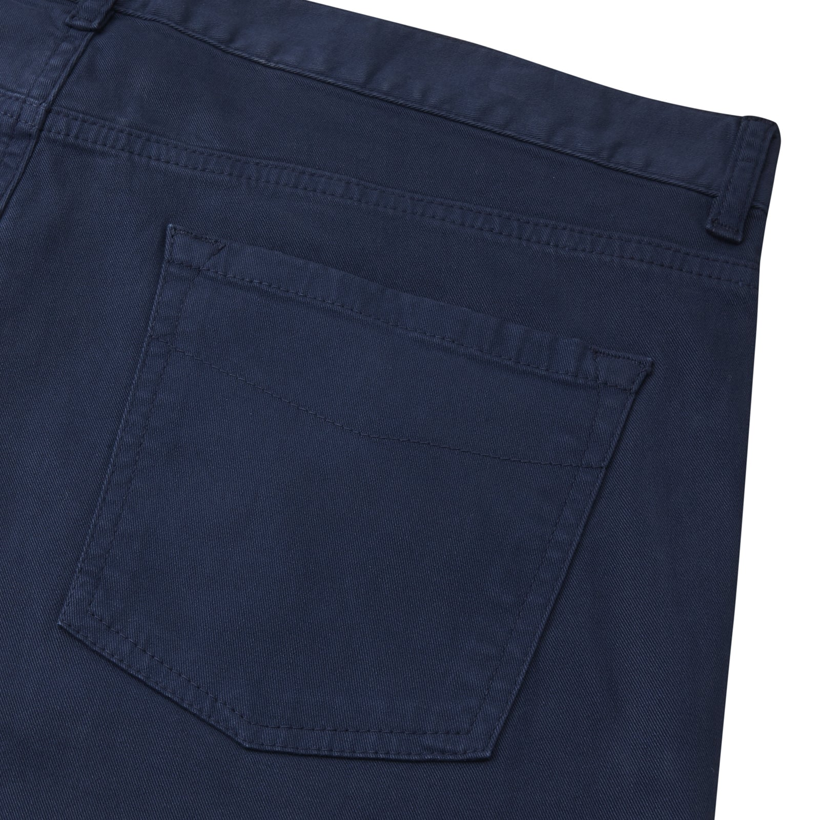 Milo 5 Pocket Cotton Twill Jean