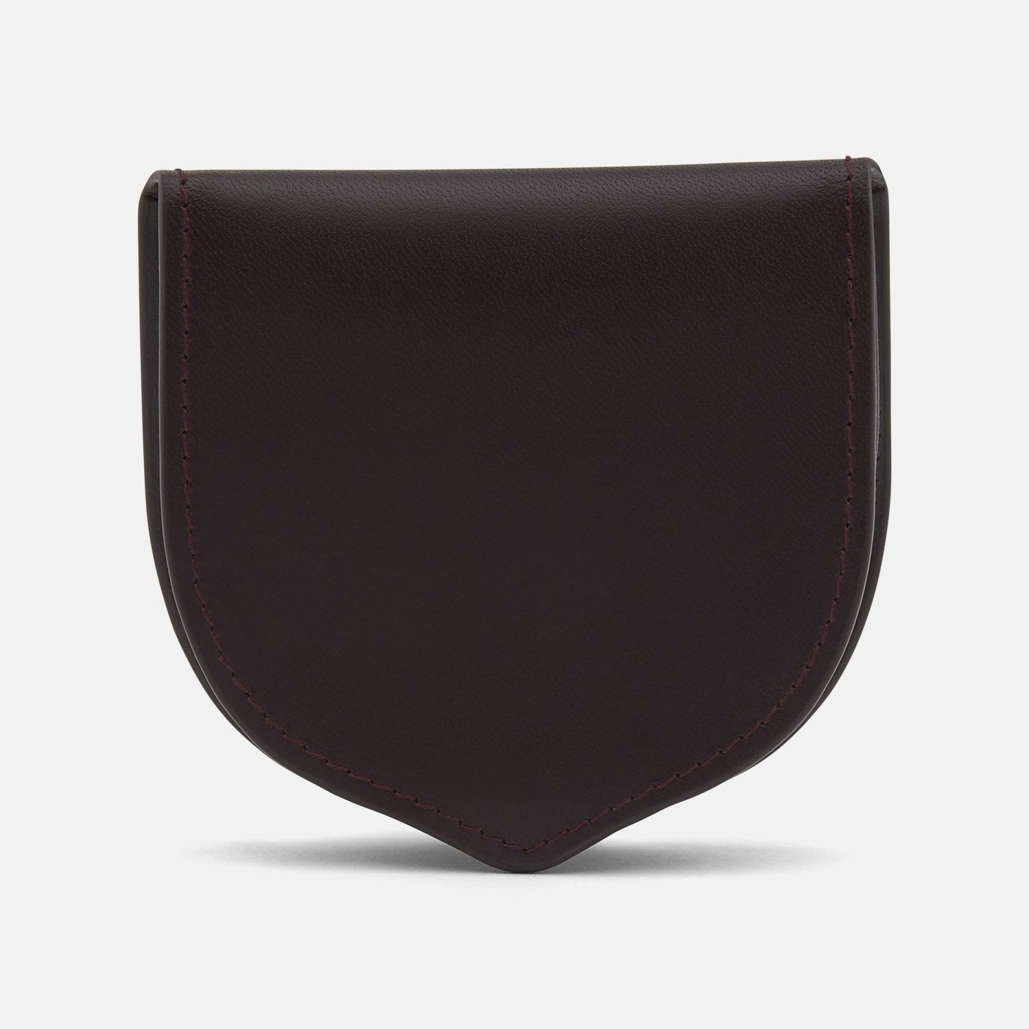 Violla Leather Tray Purse