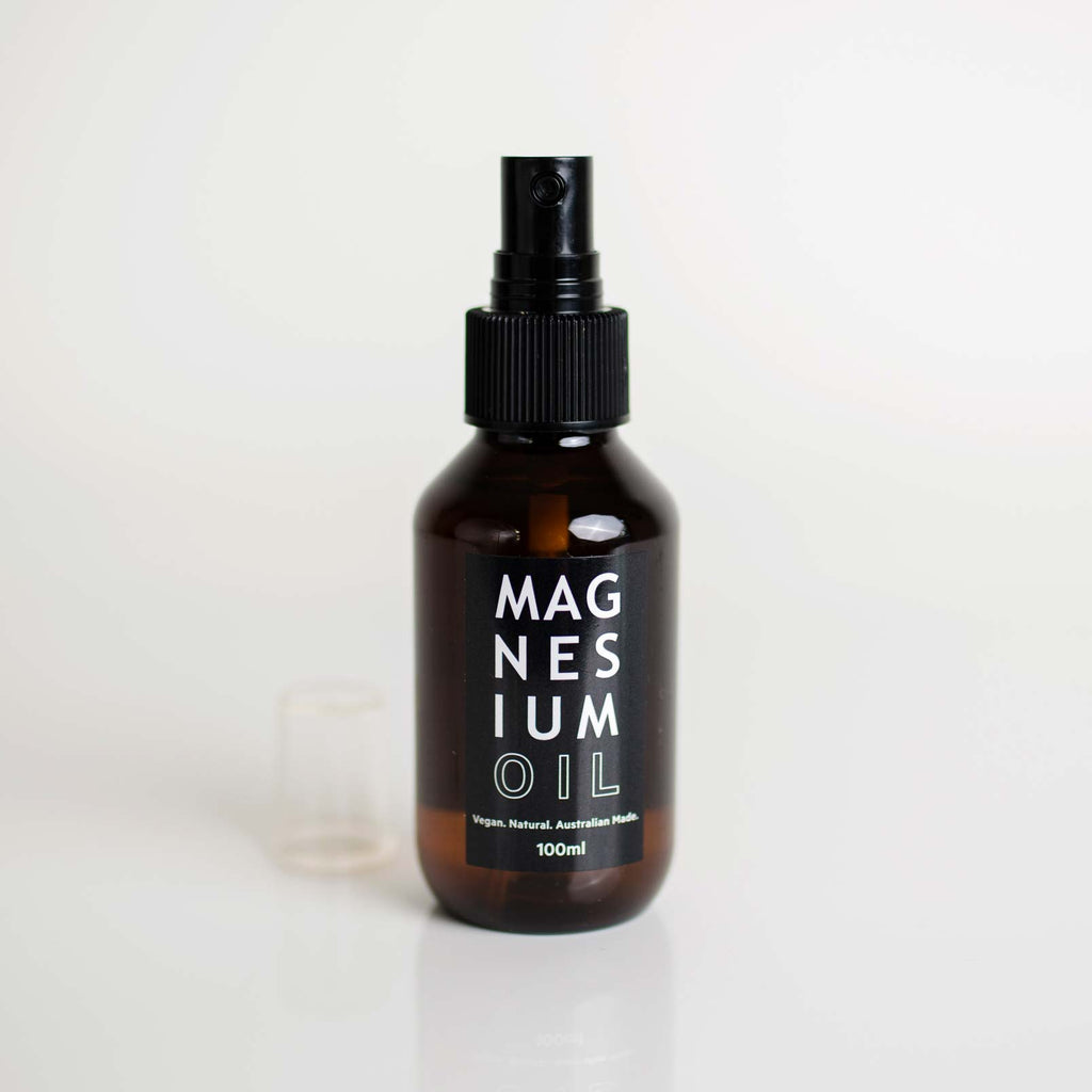Magnesium Oil Spray by Salt Lab.