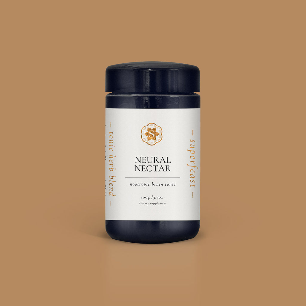 Neural Nectar brain tonic by Superfeast