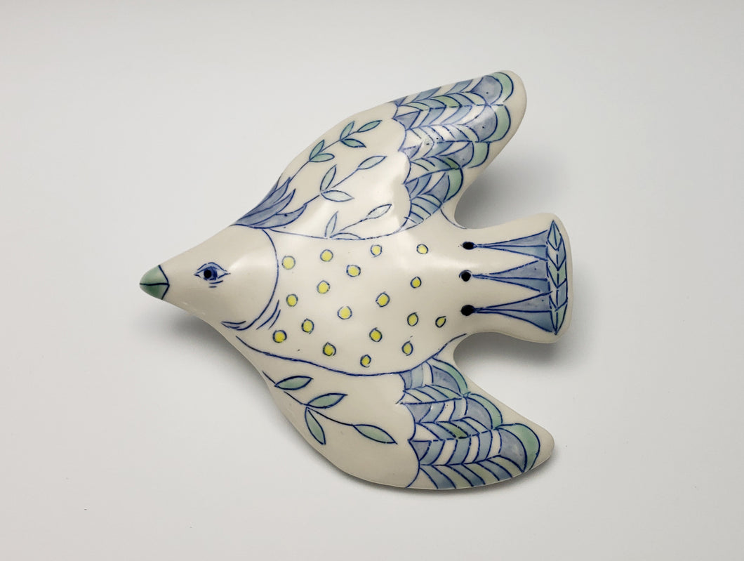 Wall hanging bird  - small