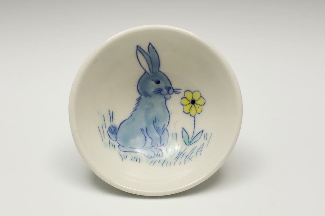Little bowl with bunny
