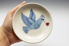 Load image into Gallery viewer, Tiny plate with dove - 2