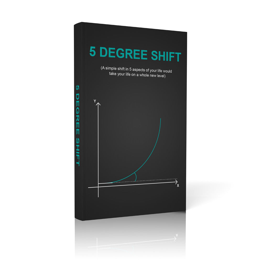 5 Degree shift Workbook