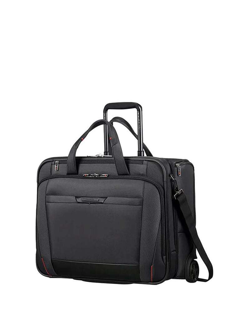 "Pro DLX 5 Sort Computertaske med hjul 17.3"" Computertaske Samsonite"