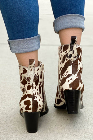 Matisse Essentials Wedge Boots