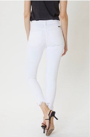 Kancan High Rise Skinny Ankle