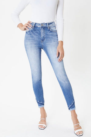 The Kandice Ankle Skinny Jean