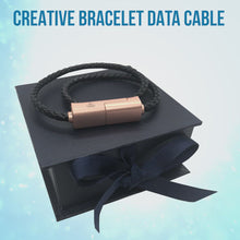 Load and play video in Gallery viewer, Emergency iPhone Charging Cable/Bracelet with Gift Box